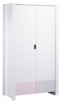 Armoire blanche pour chambre d'enfant